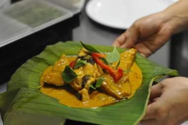 Thai X-Ing pumpking curry
