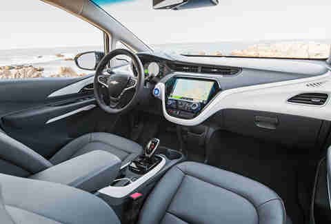 Terrific 2017 Chevy Bolt Ev Review Range Performance Inzonedesignstudio Interior Chair Design Inzonedesignstudiocom