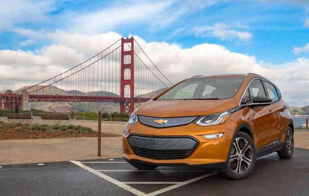 The Chevy Bolt Is the First Electric Vehicle Truly Ready for the Big Time