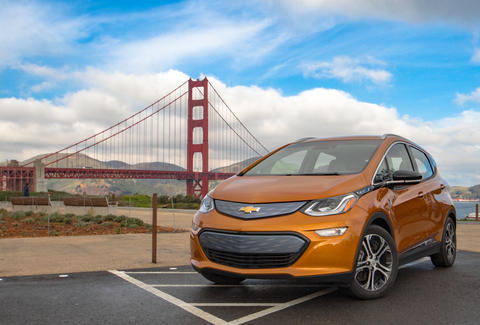 2017 Chevy Bolt Ev Review Range Performance Affordability