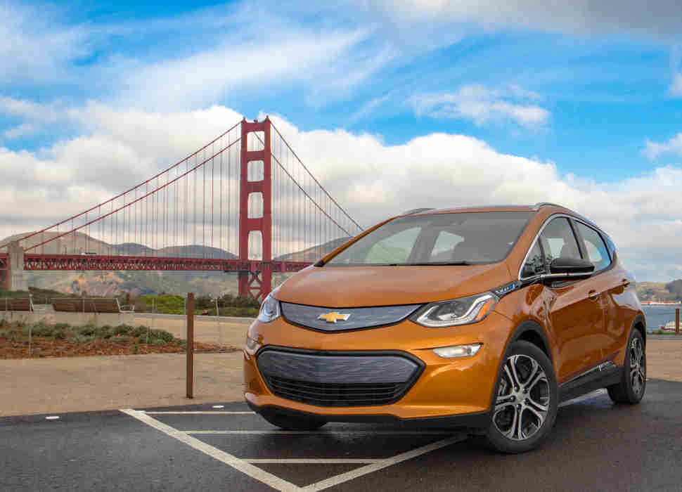 The Chevy Bolt ALMOST won this one