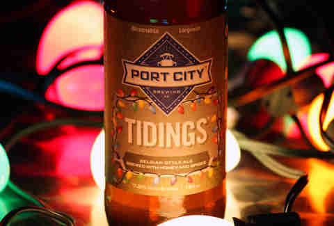 tidings port city