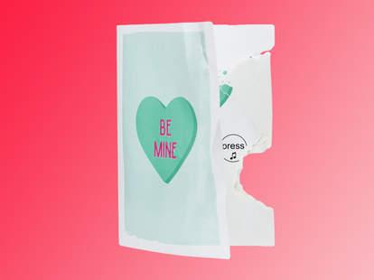 worst valentine's day card