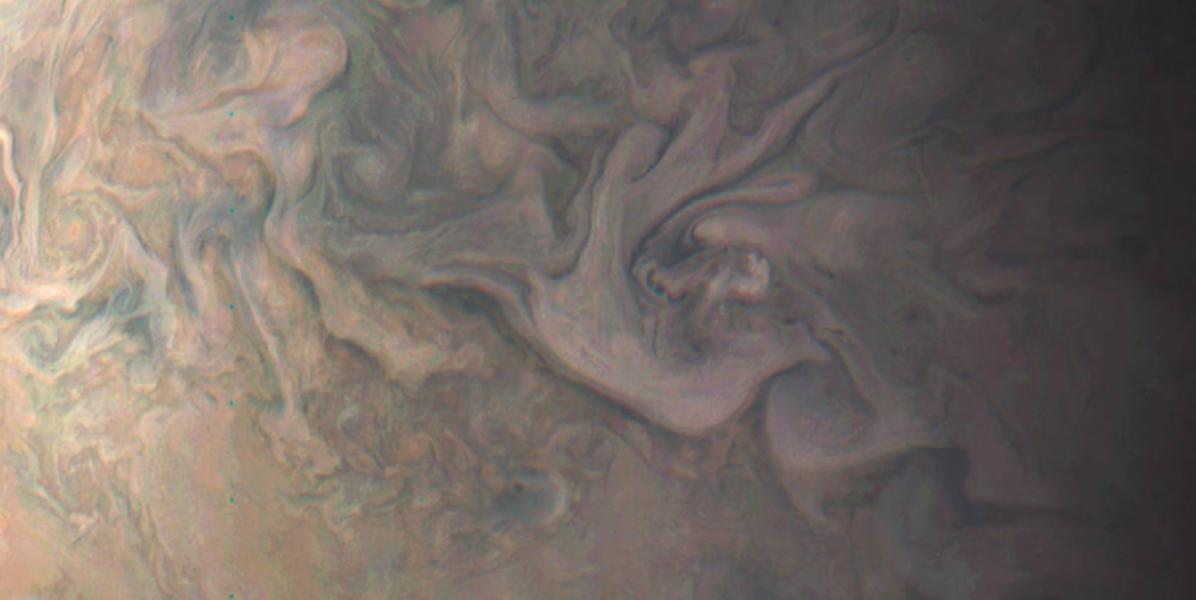 This Jupiter Photo Is Unbearably Gorgeous