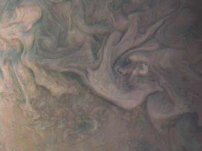 Juno Jupiter Photo NASA