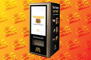 Big Mac ATM
