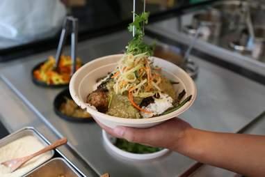 ShopHouse Southeast Kitchen bowl