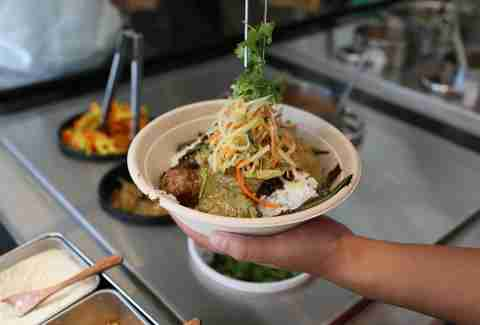 ShopHouse Southeast Kitchen bowl