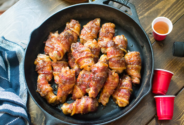 These Bacon-Whiskey Wings Will Change Your Life