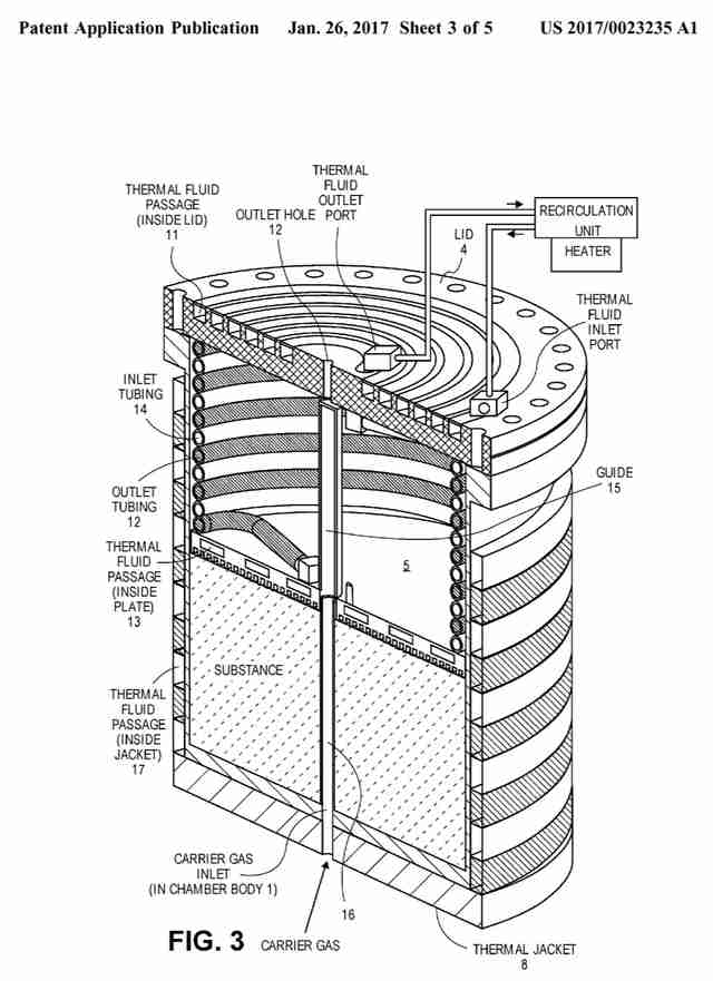 apple vaporizer patent