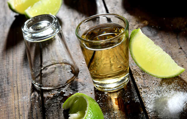Here's How Many Calories Your Favorite Tequila Has