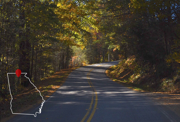 The Most Exhilarating Drives in Georgia