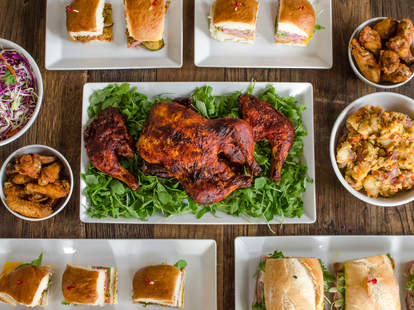 houston guide to catering a super bowl party