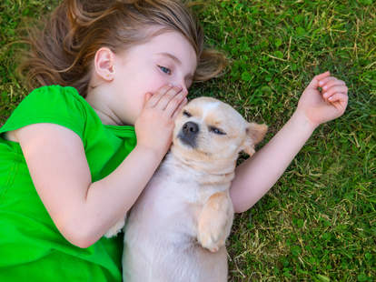 kids like pets more than siblings