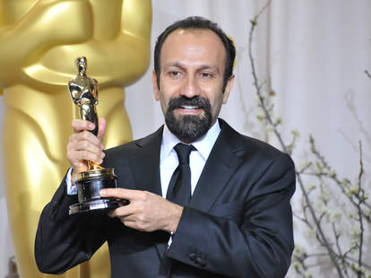 trump's ban bars this iranian nominee from the oscars
