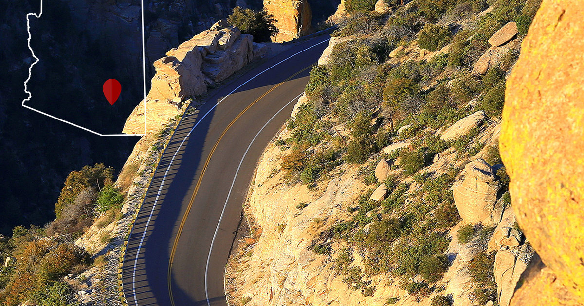The Most Exhilarating Drives in Arizona