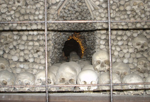 This Czech Chapel Is Decorated With Human Bones