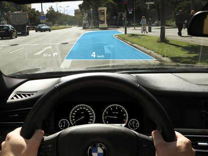 The Future of Head Up Displays