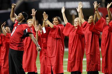 Samuel L. Jackson Atlanta Falcons