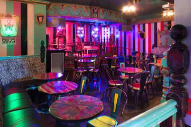 Unicorn Seattle Circus Bar