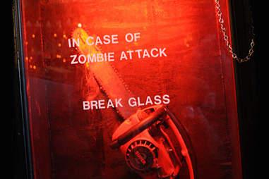 Donny Dirks zombie bar