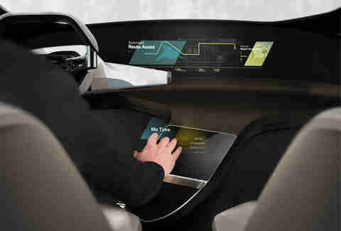 Holograms are coming to your car