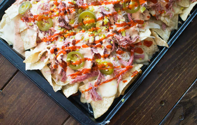 These Reuben Nachos Will Impress the Shit Out of Your Super Bowl Party