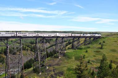 Empire Builder train