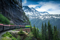The Most Stunningly Beautiful Train Rides in America