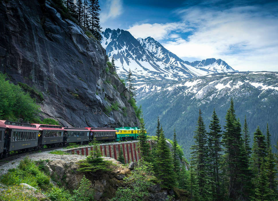 Best Scenic Train Rides In The Us Thrillist