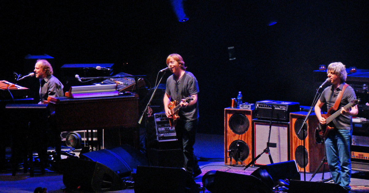 Phish To Play 13 Show Baker 39 S Dozen At Nyc 39 S Madison Square Garden This Summer Thrillist