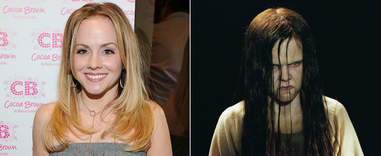 Kelly Stables as Evil Samara in The Ring 2