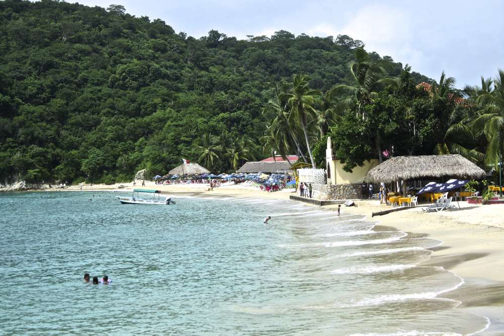 Best Oaxaca Beaches Beach Towns