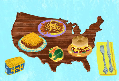 Worst Foods to Eat in Every State That People Actually Love