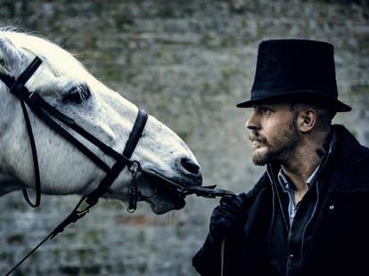 Tom Hardy Taboo FX horse
