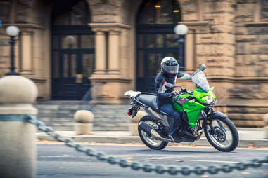 Adventure bikes are great all-rounders
