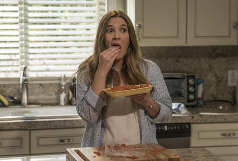 netflix santa clarita diet review drew barrymore