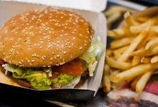 Fast-Food Wrappers Are Probably Harmful to Your Health, Says Sad Study