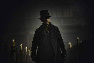tom hardy on fx taboo
