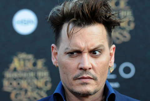 Johnny Depp/Getty Images