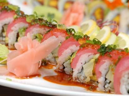 Genki Noodles & Sushi Atlanta