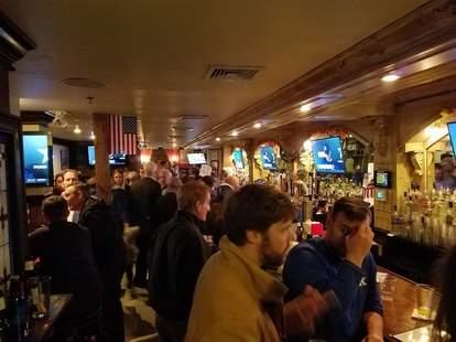 Jack Demsey's Irish pub New York