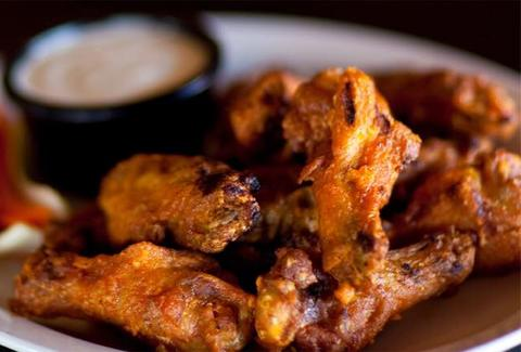 Teakwoods Tavern and Grill Gilbert wings