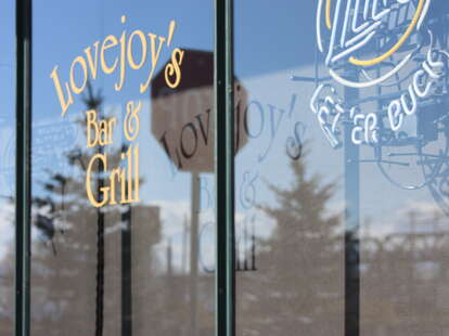 Lovejoy's Bar and Grill Wyoming