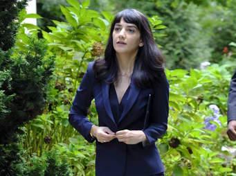 Nilaa Mizrani (Sheila Vand) 24 legacy