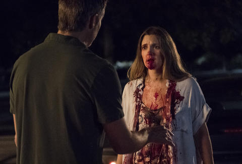 drew barrymore on netflix santa clarita diet