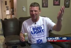 Man Goes on Beer Run, Wins Super Bowl Tickets for Life
