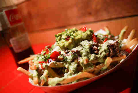 mexicali fries