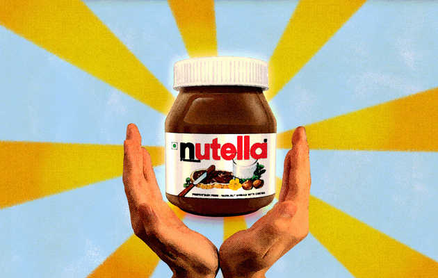 The History of Nutella: All's Fair in Love, War, and Chocolate
