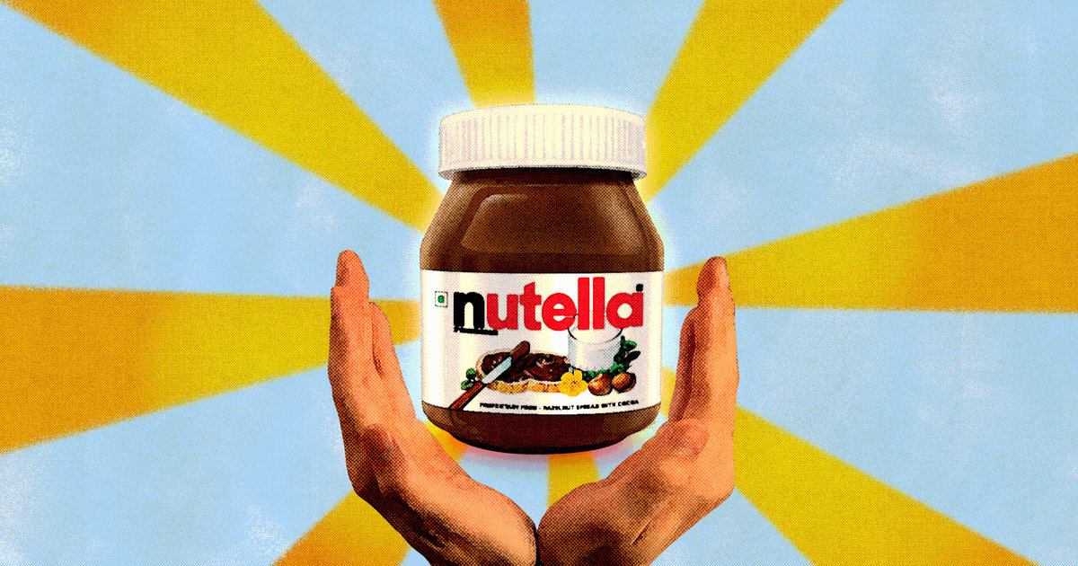 What Is Nutella? The History of the World's Favorite ...
